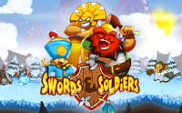 Swords & Soldiers Out Now on Switch!