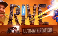 Switch gets RIVE: Ultimate Edition!