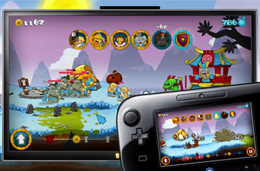 Swords & Soldiers Out Now on Wii U!