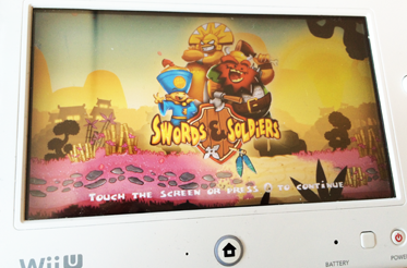Swords & Soldiers HD for Wii U!