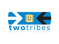 First Official Two Tribes Logo