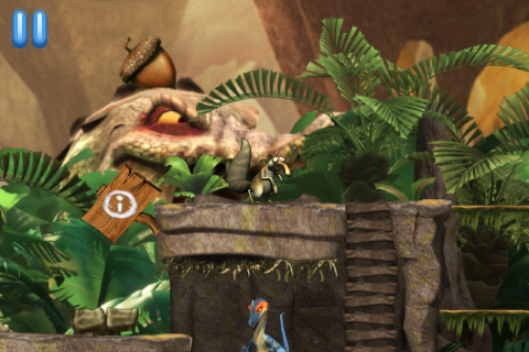Ice Age: Dawn of the Dinosaurs · Two Tribes